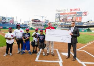 2015 Toyota Community Congressional Baseball Game