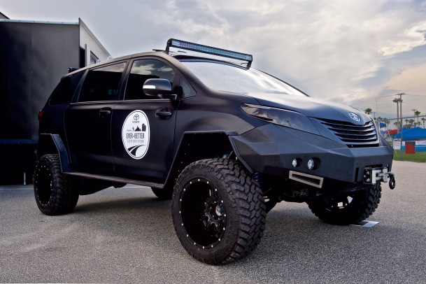 toyota ultimate utility vehicle expedition