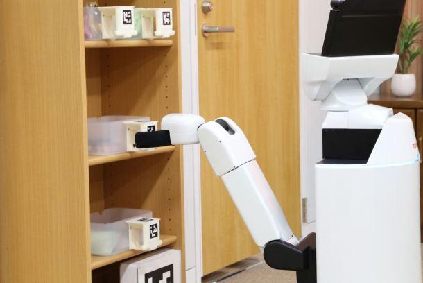 2015 Toyota Human Support Robot